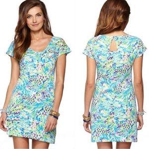 Lilly Pulitzer Sea Soiree Daniela tshirt dress M